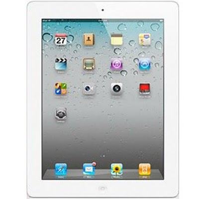 Apple iPad 2 16GB Refurbished with Wi-Fi & 3G - White, 9.7