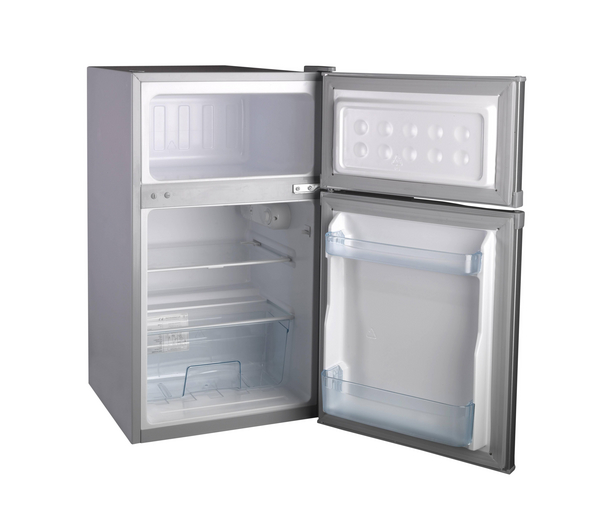 Integrated undercounter fridge freezer