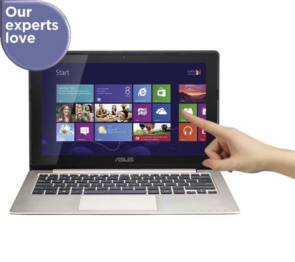 "Currys PC World - ASUS Vivobook S200E-C157H 11.6"" Touchscreen Laptop"