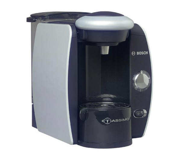 bosch tassimo tas4011gb hot drinks machine silver box. Black Bedroom Furniture Sets. Home Design Ideas