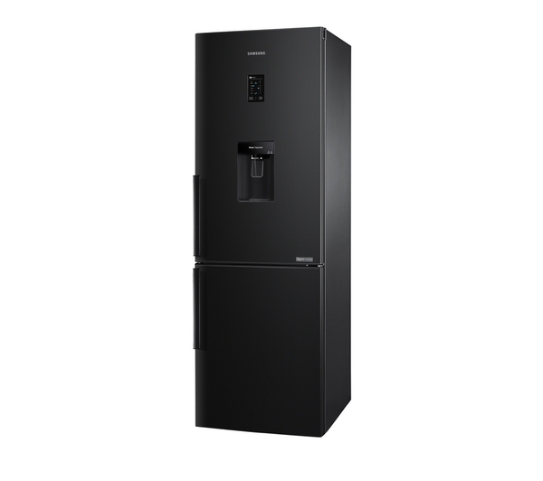 samsung rb31fdjndbc fridge freezer a water dispenser black. Black Bedroom Furniture Sets. Home Design Ideas