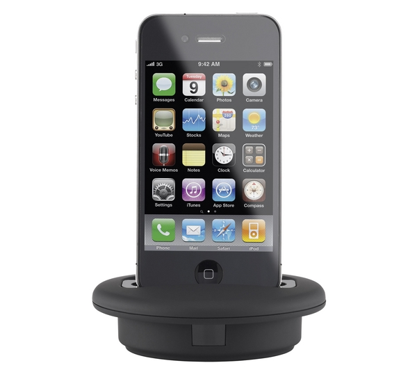 iphone ipod docking station i want it portable for. Black Bedroom Furniture Sets. Home Design Ideas