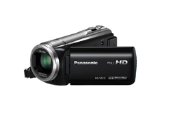 Panasonic V510EB-K Full HD Camcorder - Black - Unsealed, Box Damage Enlarged Preview