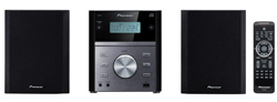 PIONEER X-EM11 Mini Hi-Fi System - with USB Connector - Unsealed Enlarged Preview