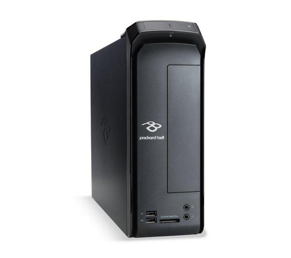 PACKARD BELL iMedia S2870 Desktop PC (8GB RAM, 1TB HDD) - Black - New
