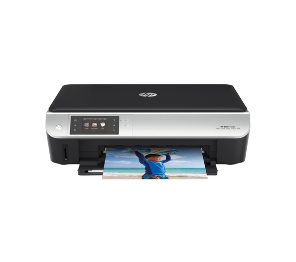 HP ENVY 5532 Wireless All-in-One Inkjet Printer - Unsealed, Box Damage   Enlarged Preview
