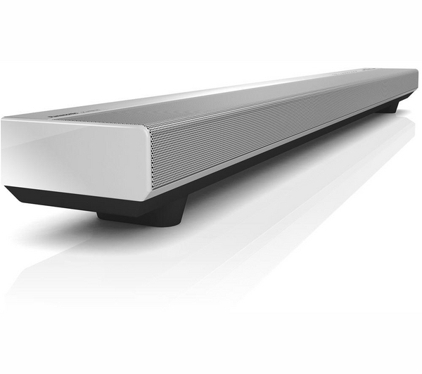 panasonic sc htb170ebs soundbar silver unsealed box. Black Bedroom Furniture Sets. Home Design Ideas