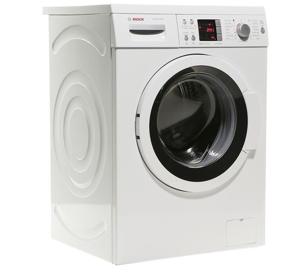 standard washing machine capacity