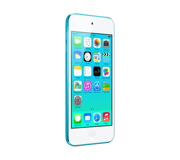 Apple iPod Touch 16GB 5th Generation - Blue - New | eBay