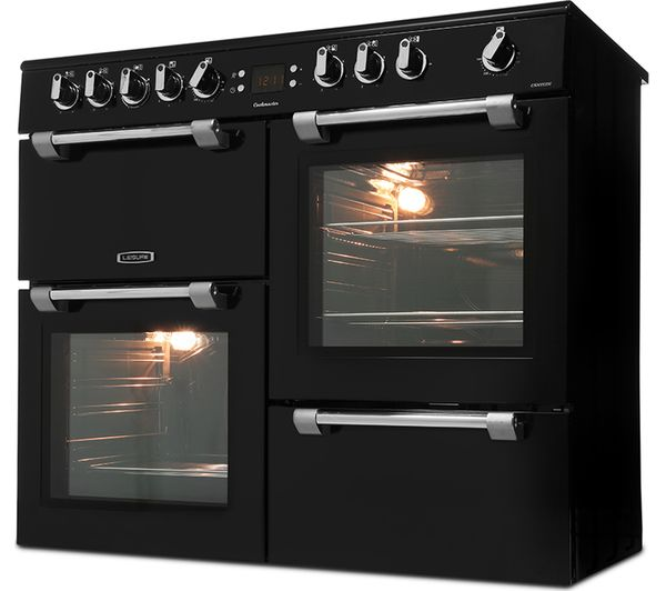 Leisure Cookmaster Ck100c210k Electric Ceramic Range