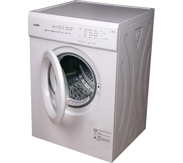 Drying Clothes With Tumble Dryer ~ Logik lvd w vented tumble dryer kg capacity sensor