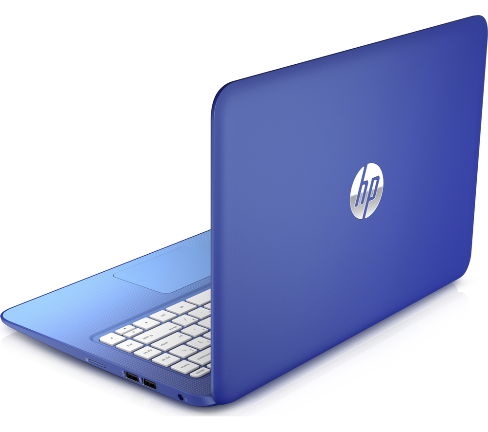 hp stream 13 c055sa 13 3 laptop blue windows 8 1 32gb 2gb ram n2840 processor ebay. Black Bedroom Furniture Sets. Home Design Ideas