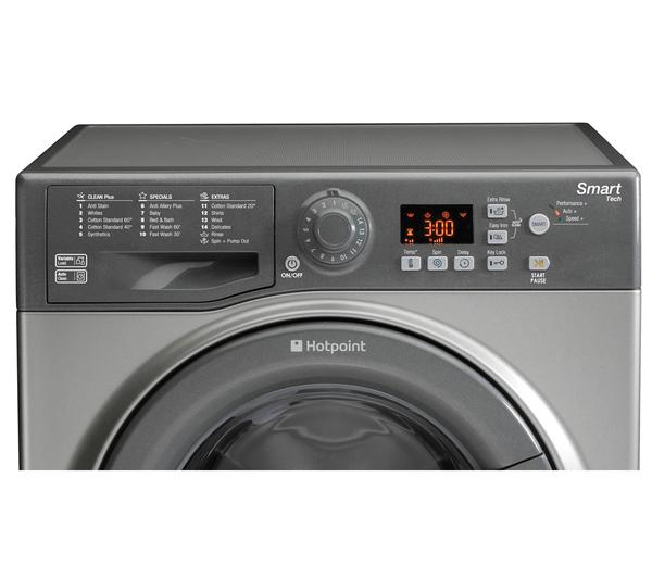 Hotpoint Washing Machine Black