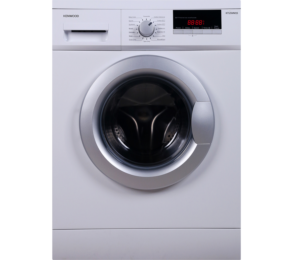 Kenwood K712wm15 Washing Machine 7kg Capacity 1200rpm A