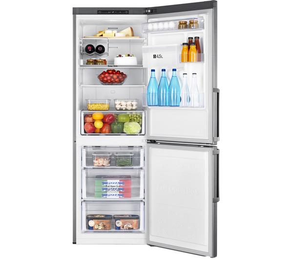 samsung rb29fwjndsa fridge freezer frost free a silver. Black Bedroom Furniture Sets. Home Design Ideas