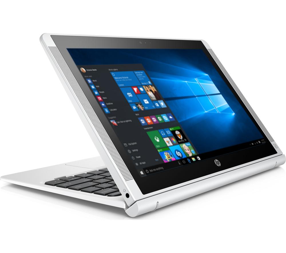 hp pavilion x2 10 n054sa 10 1 2 in 1 laptop tablet windows 8 1 2gb ram white ebay. Black Bedroom Furniture Sets. Home Design Ideas