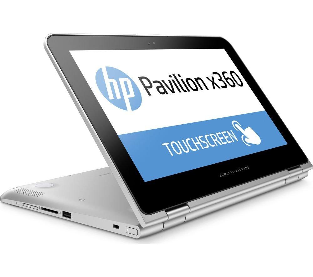 hp pavilion x360 m3y48ea abu 11 6 inch touchscreen laptop. Black Bedroom Furniture Sets. Home Design Ideas
