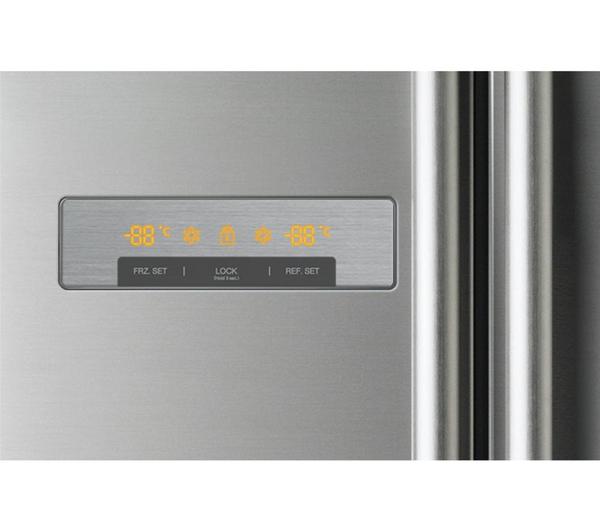 Daewoo american fridge freezer problems