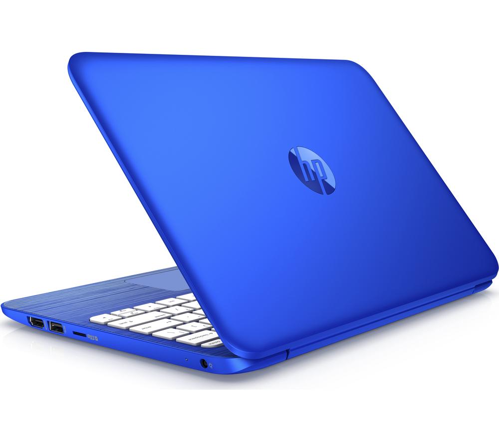 Laptop Blue Gallery