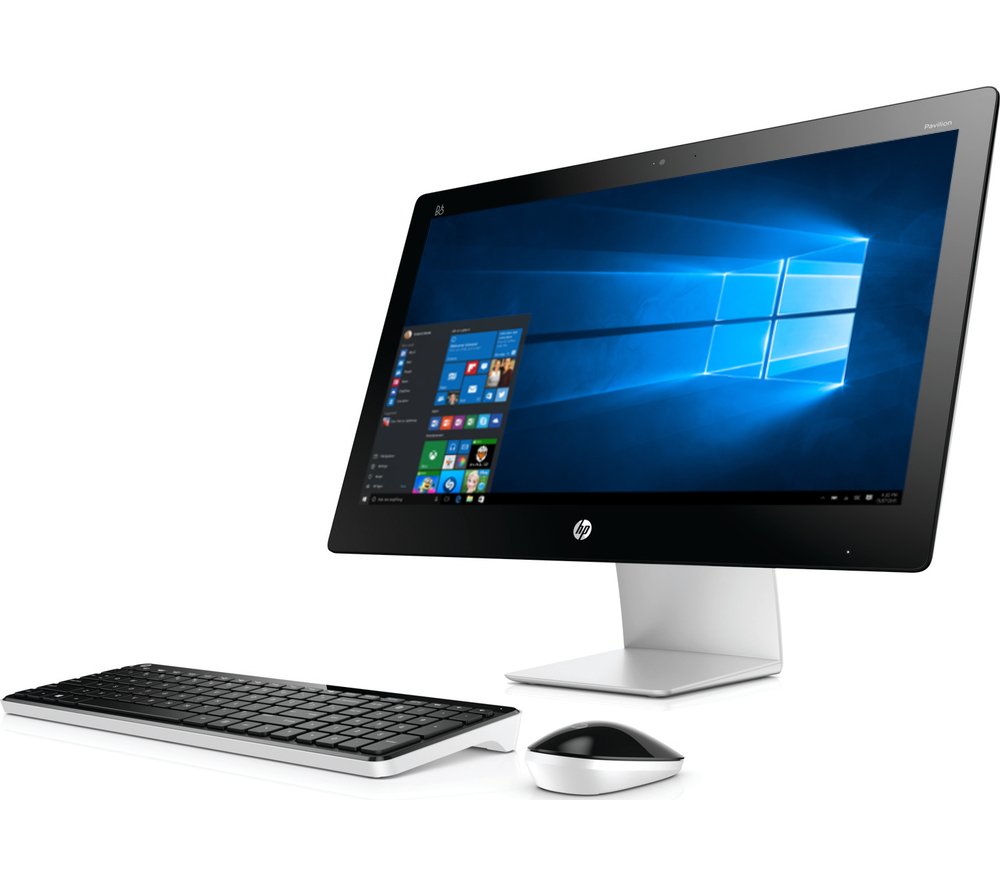 hp pavilion 23 q105na touchscreen all in one pc intel. Black Bedroom Furniture Sets. Home Design Ideas