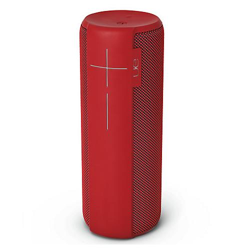 Portable Bluetooth Speaker Ultimate Ears Megaboom: UE MEGABOOM By Ultimate Ears Bluetooth NFC Portable Speaker, Red