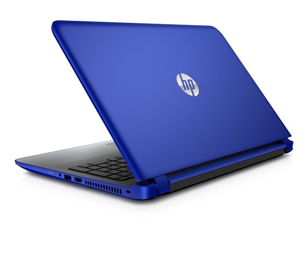 Hp laptop windows 8 blue