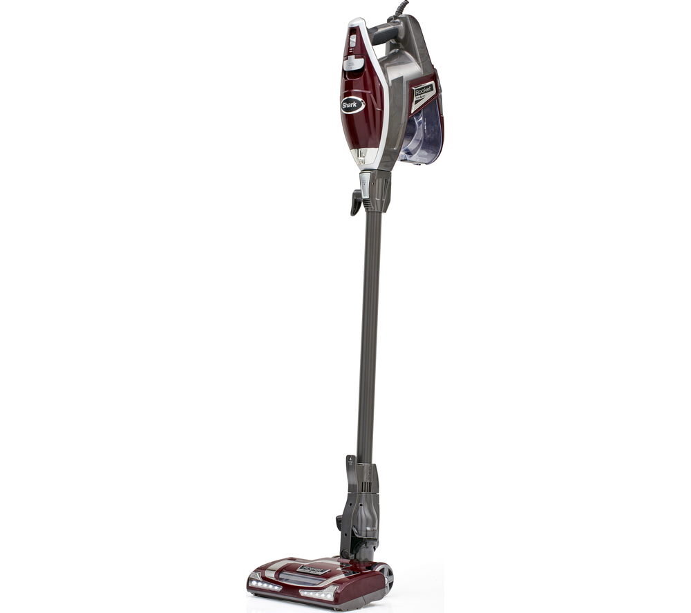 Shark Rocket Hv320ukt Upright Bagless Vacuum Cleaner Silver