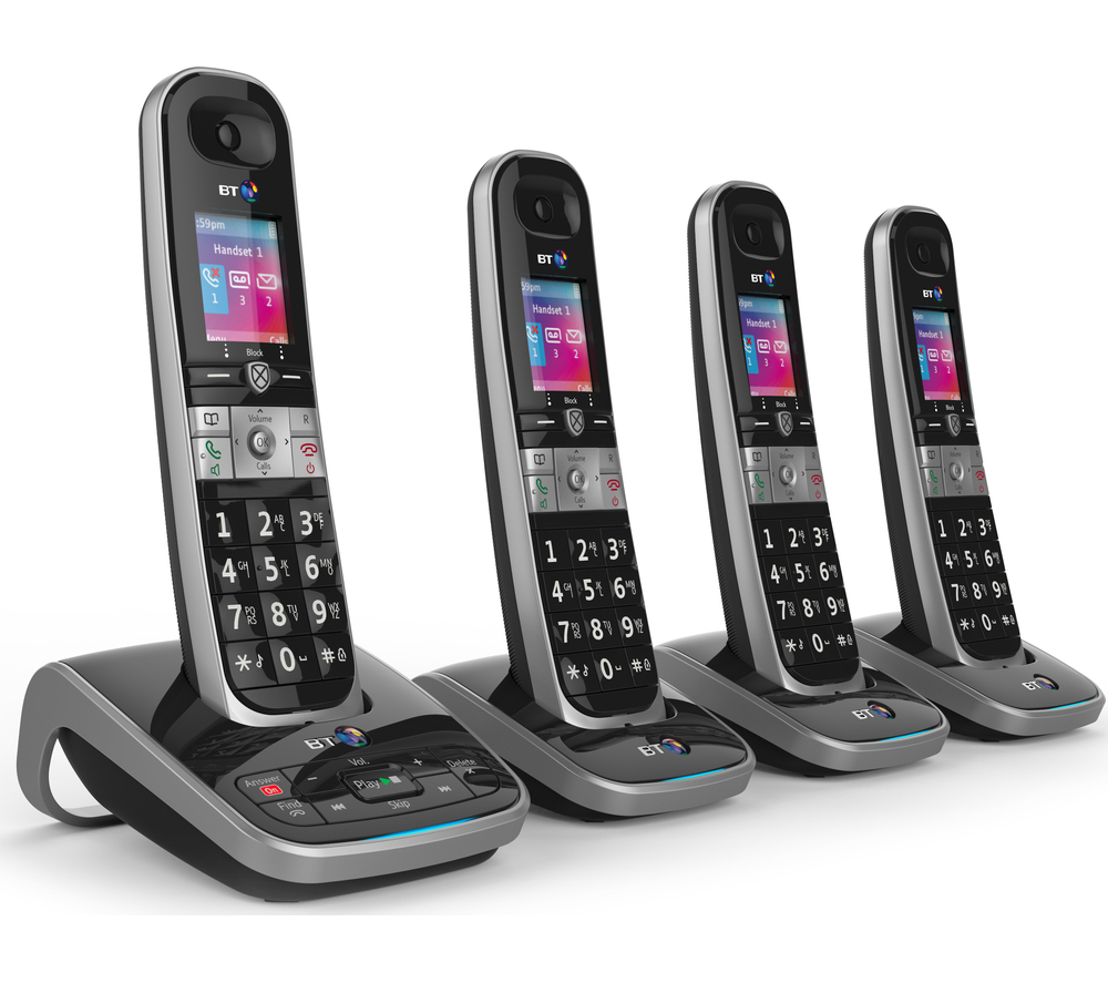 cordless phone with answering machine and speakerphone