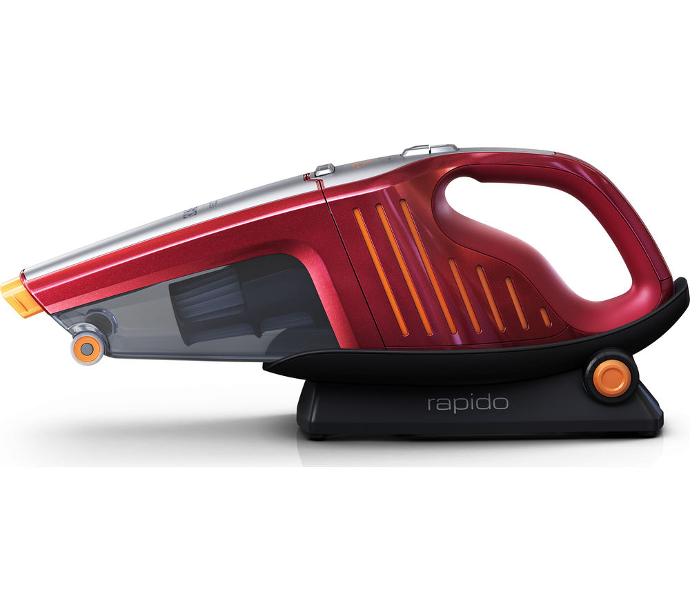 electrolux rapido ag6106 h held vacuum cleaner watermelon red ebay. Black Bedroom Furniture Sets. Home Design Ideas