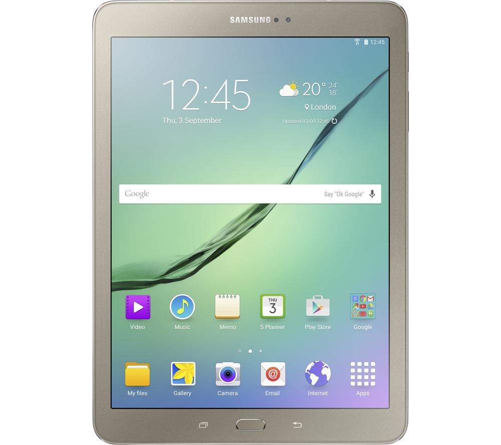 "SAMSUNG Galaxy Tab S2 9.7"" &roid Tablet 32GB Gold | eBay"