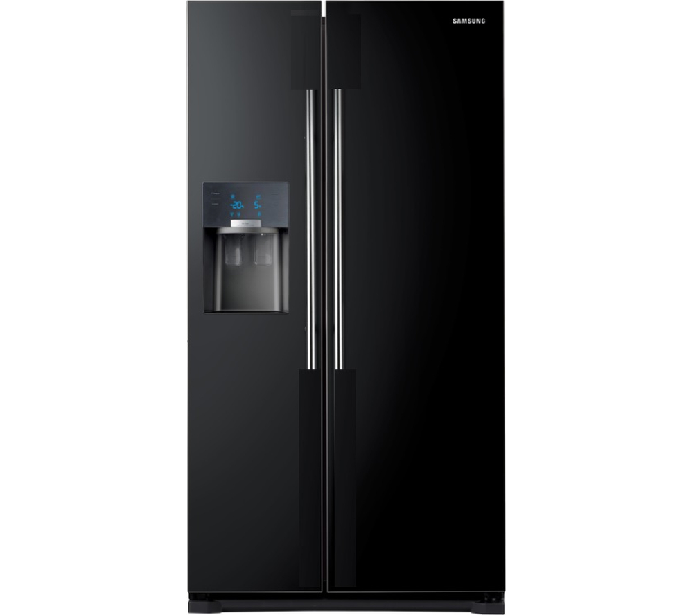 SAMSUNG RS53K4400BC Frost free American-Style Fridge ...