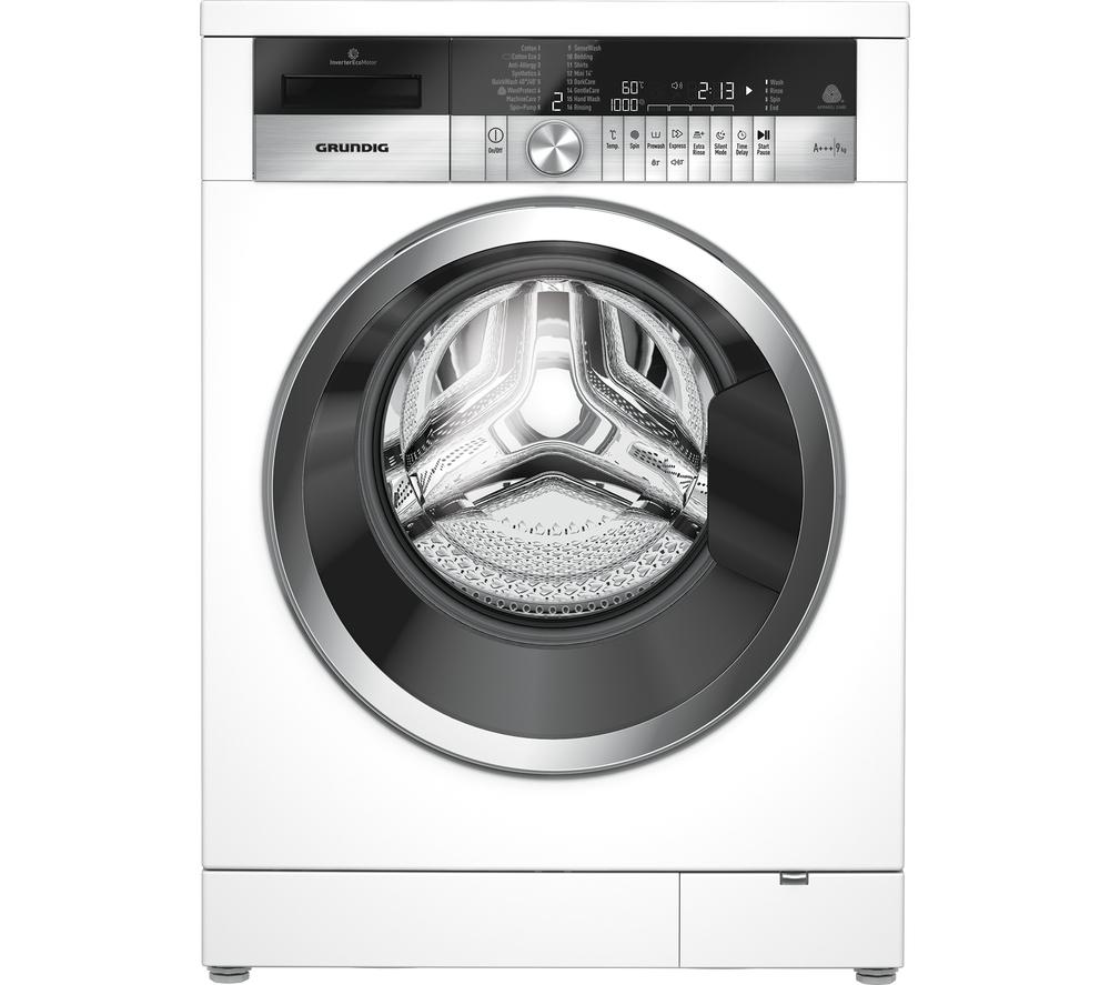 Grundig Gwn49460cw 9kg Front Loading Freest Amp Ing Washing
