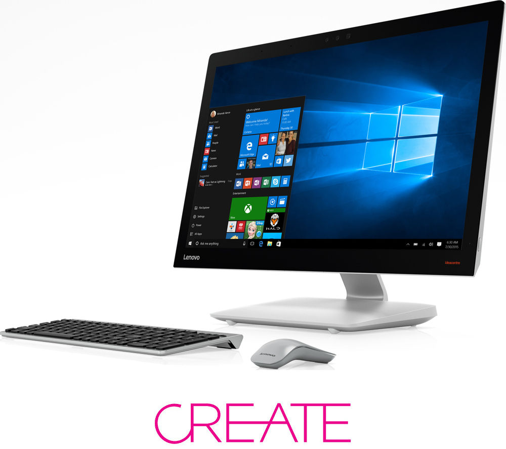 "Lenovo IdeaCentre B520e 23"" Multi-Touch 3111-1MU B&H |Lenovo Desktop All In One"