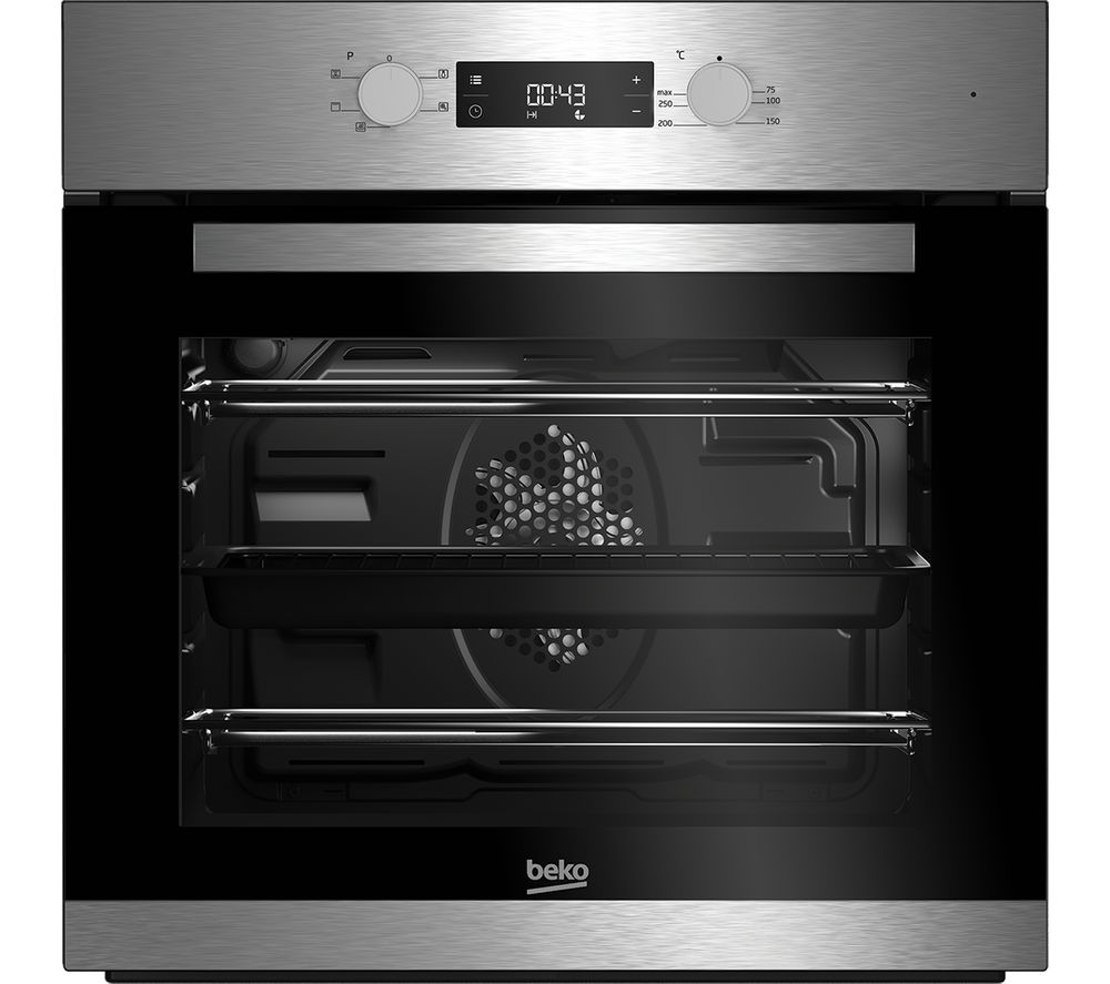 Beko Bxif243x Electric Oven Stainless Steel Ebay