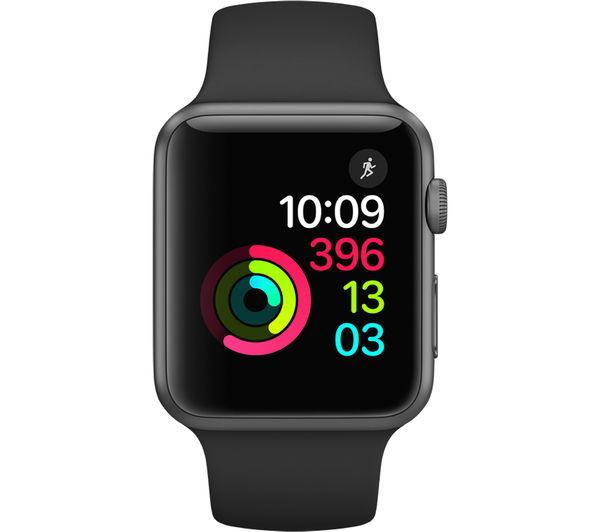 apple watch series 1 black 42mm ebay