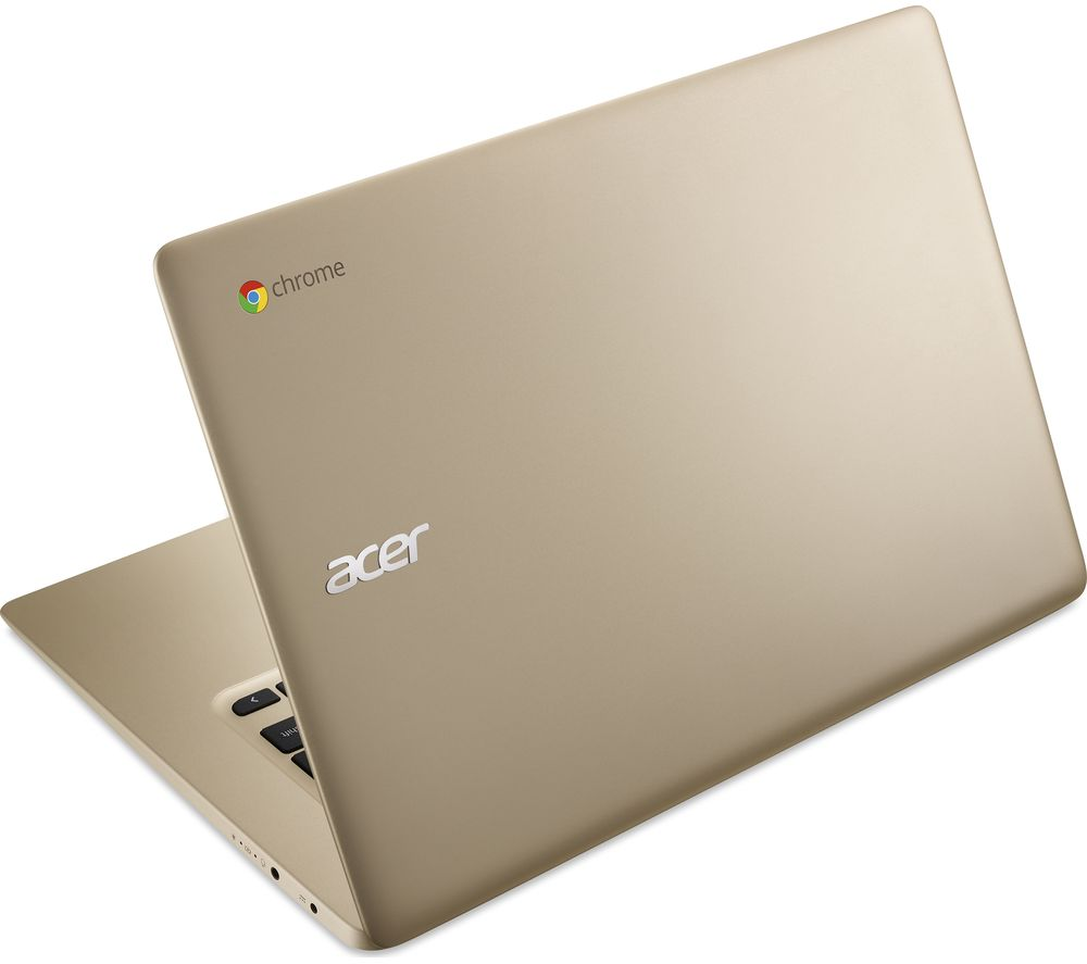acer 14 cb3 431 chromebook gold intel celeron processor n3060 ebay. Black Bedroom Furniture Sets. Home Design Ideas