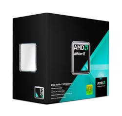 AMD Athlon II X4 600e Processor  Enlarged Preview
