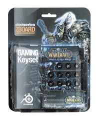 STEELSERIES Zboard Gaming Keyset - Black Enlarged Preview