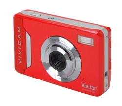 Vivitar V9126 Easy to Use Digital Camera (Screen size 2.4