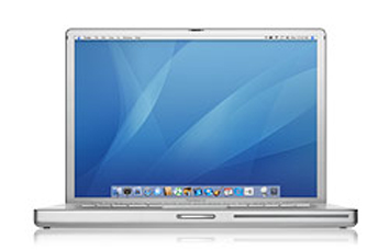 Apple PowerBook G4 15.2