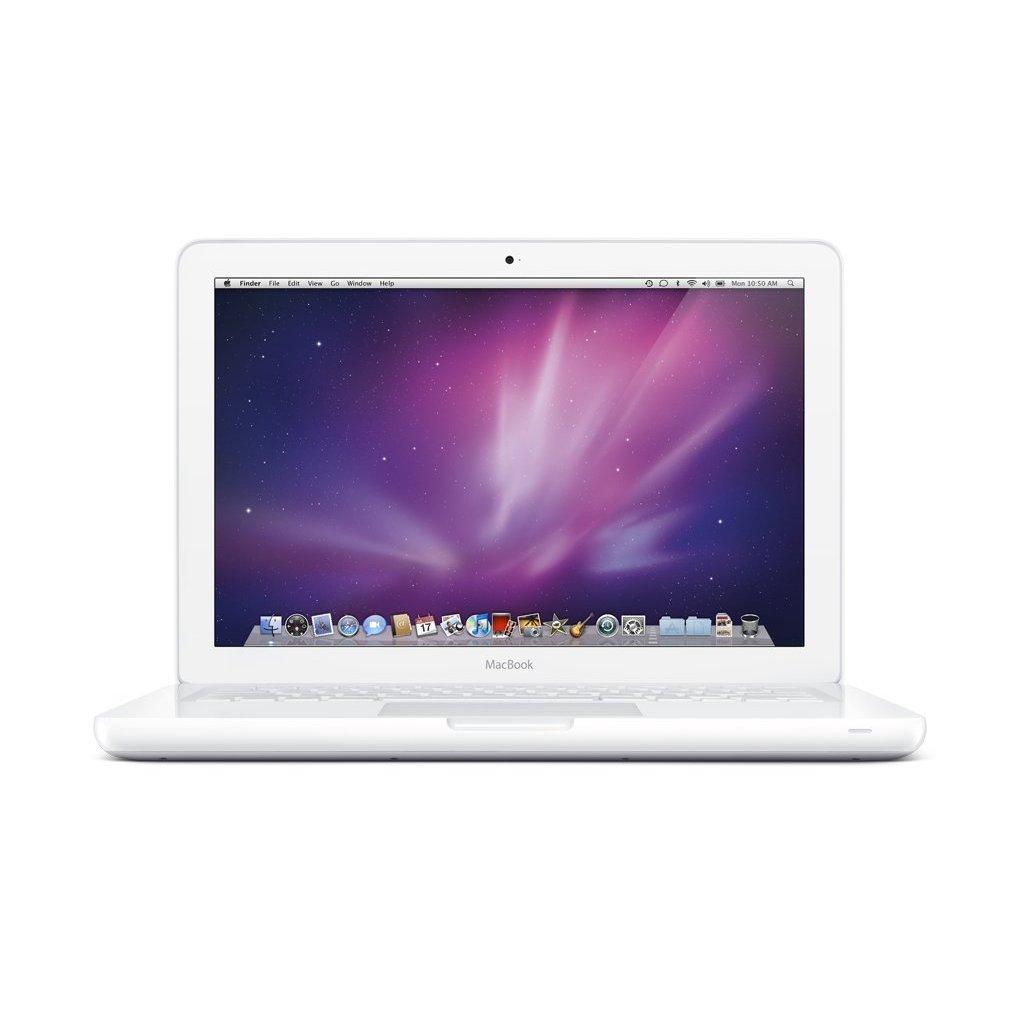 apple macbook z0jq2b a refurbished 13 3 notebook white intel core 2 duo ebay. Black Bedroom Furniture Sets. Home Design Ideas