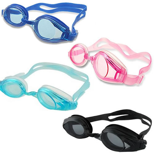 Kids Childrens Childs Junior Swimming Goggles,Easy Comfort Fit, Upto Age 12