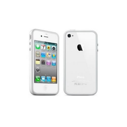 apple iphone 4 bumper case. Apple iPhone 4 Bumper Case