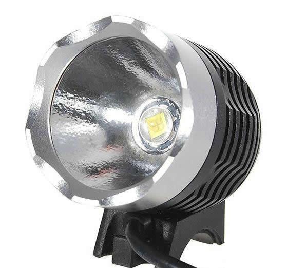 iaMOutdoor 1200 Lumen Rechargeable Waterproof Head Torch & Bike Light Enlarged Preview