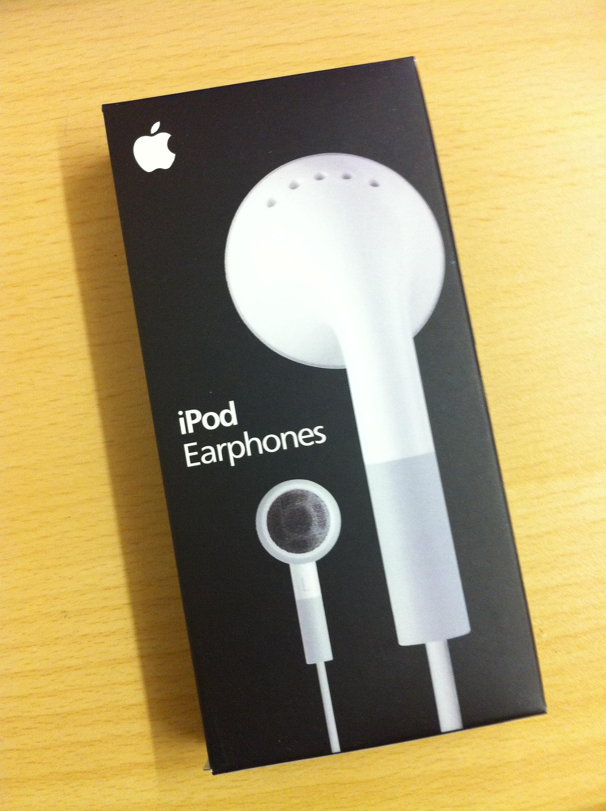 Auriculares Apple Con Control Y Microfono Taringa