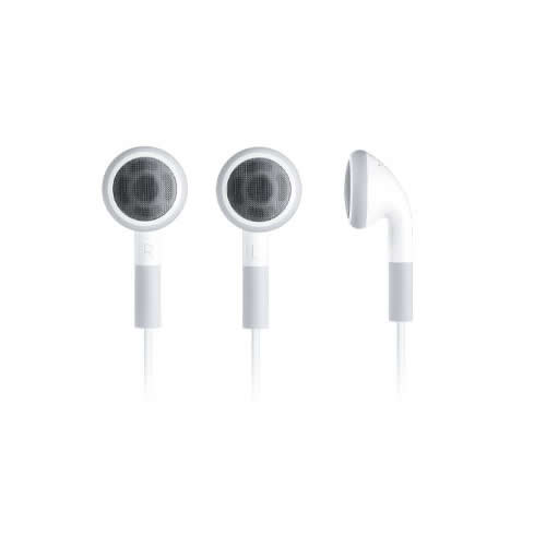 Stereo Earphones/Headphones For All Apple iPods, iPhones, iPads Enlarged Preview