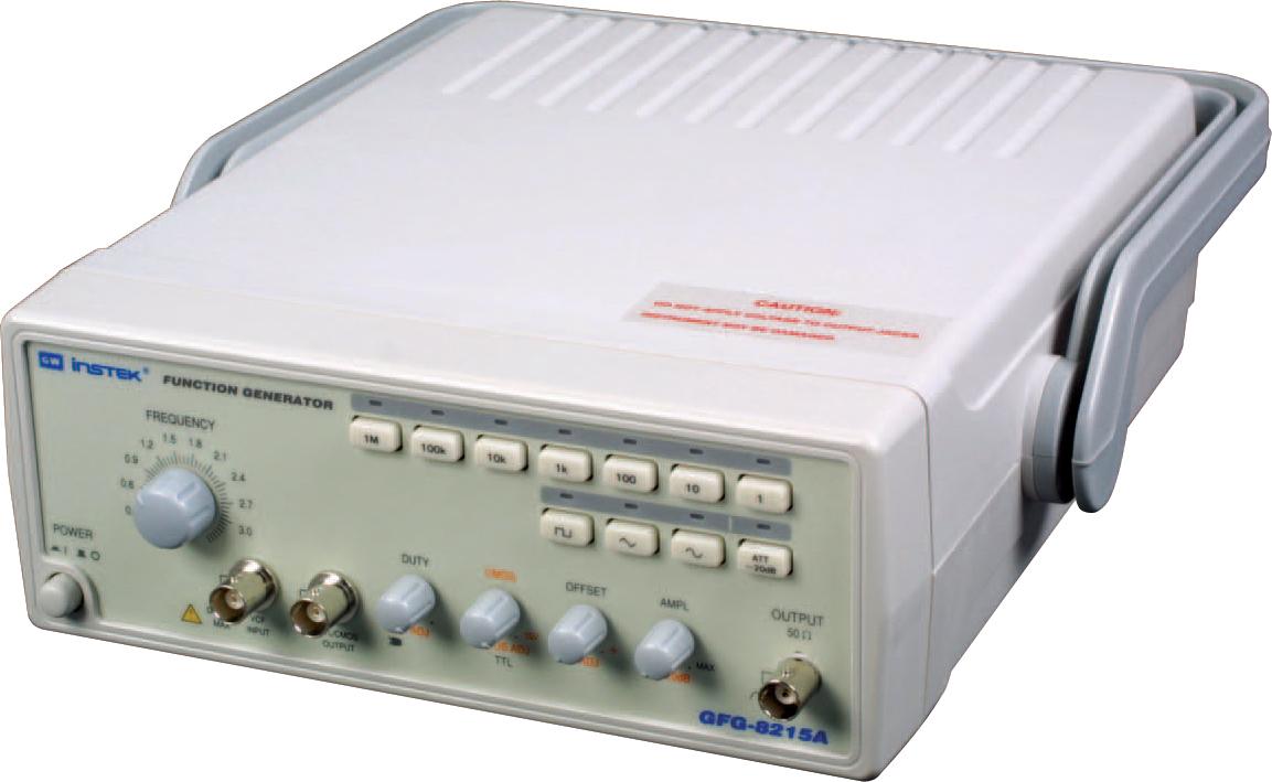 Digital Signal Generator : Function generator ranges digital signal hz