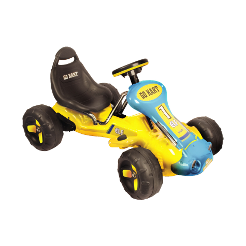 Electric ride on go kart toy battery operated 3 5 years ebay for Motorized ride on toys for 5 year olds