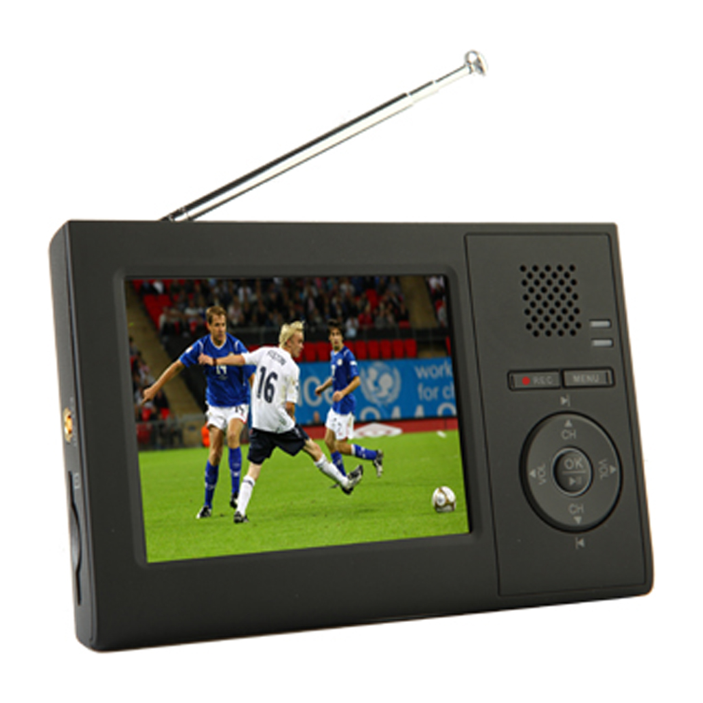 """Portable Tv With Freeview And Dvd Portable Toddler Travel Bed Portable Public Urinal Portable Satellite Tv Near Me: 3.5"""" TOUCHSCREEN PORTABLE DIGITAL TV FREEVIEW +RECORDER"""