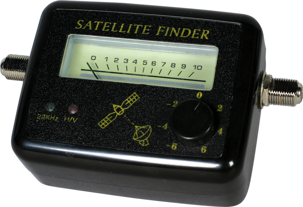 satfinder digital satellite finder tv signal meter. Black Bedroom Furniture Sets. Home Design Ideas